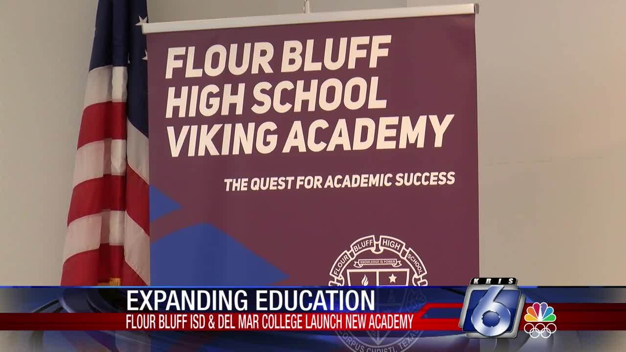 Flour Bluff High School Viking Academy
