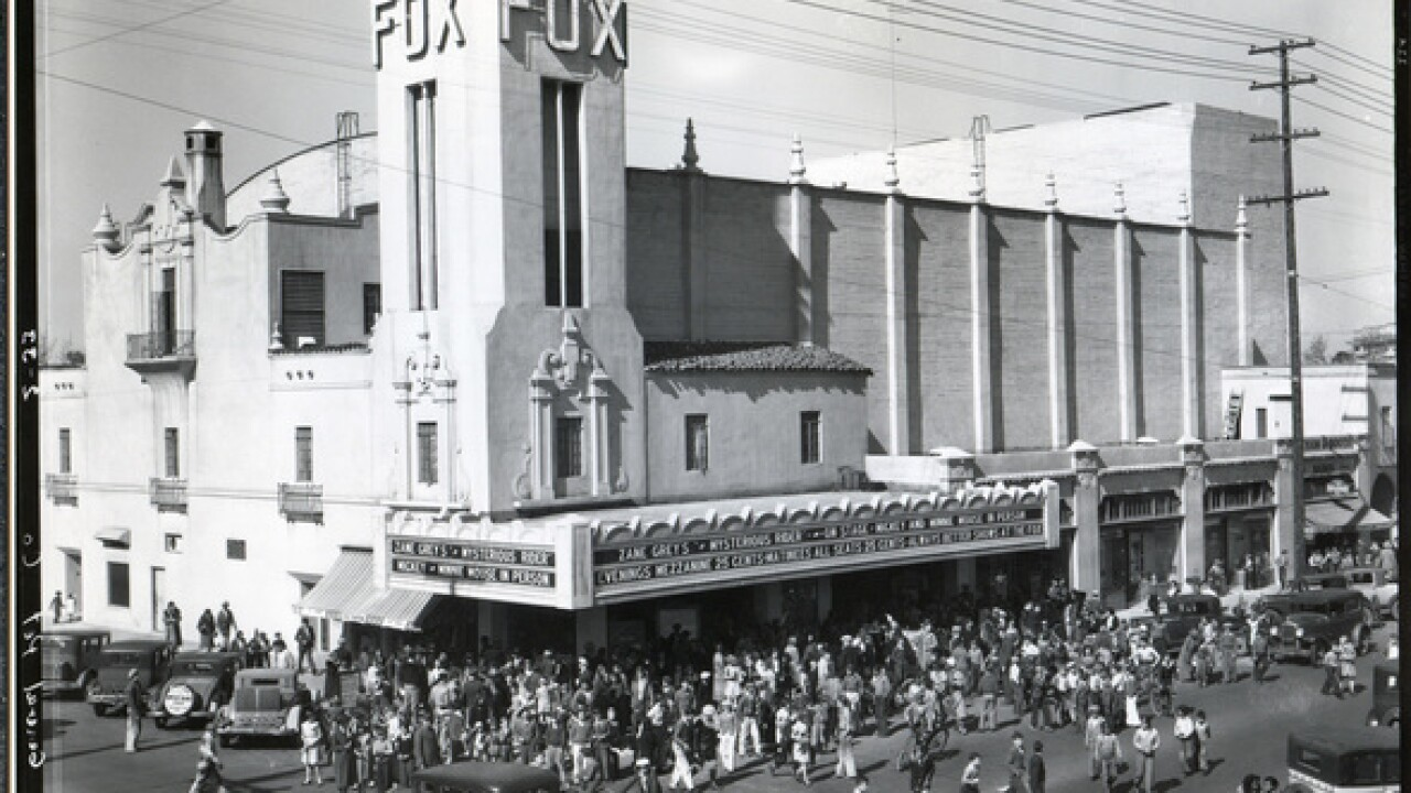 Made in Kern County: The Fox Theater