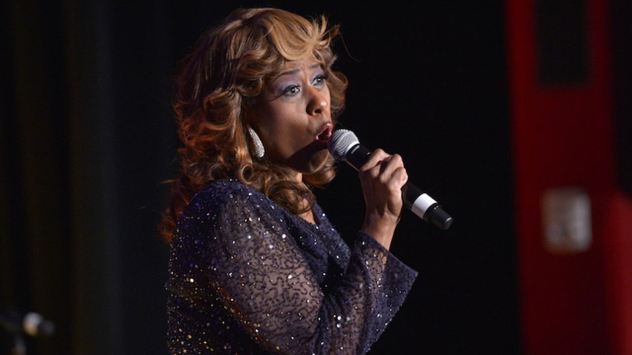 Jennifer Holliday talks death threats and backlash over Trump inauguration