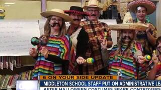Middleton School District staff placed on administrative leave