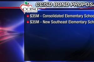 CCISD takes bond proposal to the public