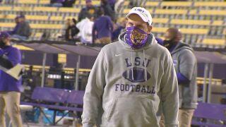Bo Pelini LSU Football