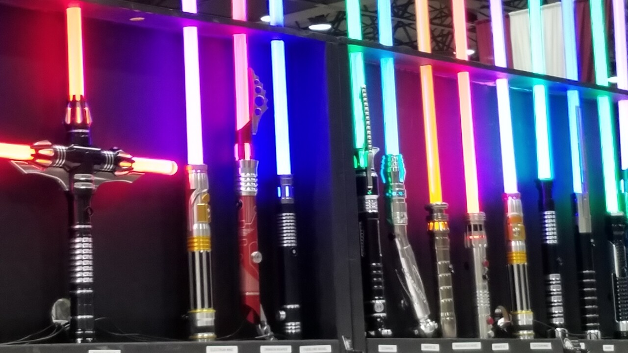 Light sabers for sale