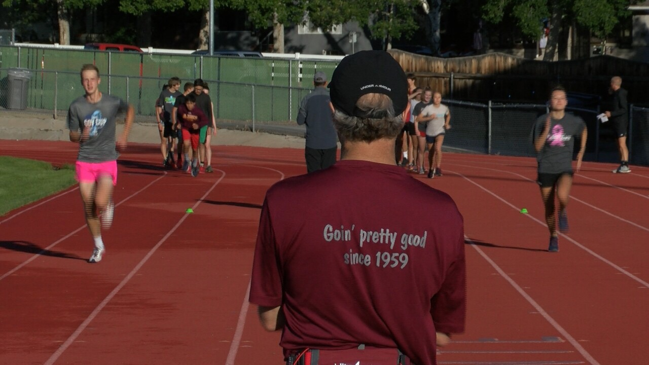 Helena High cross country prepares for Fall in spite of COVID-19 uncertainty