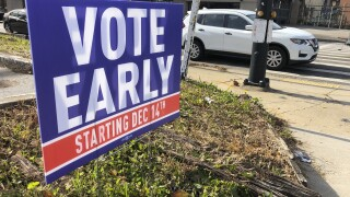 Election 2020 Early Voting Georgia