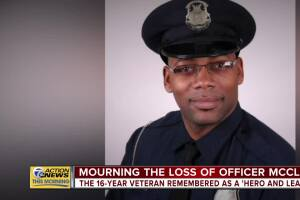 Mourning the loss of a 'hero and leader'