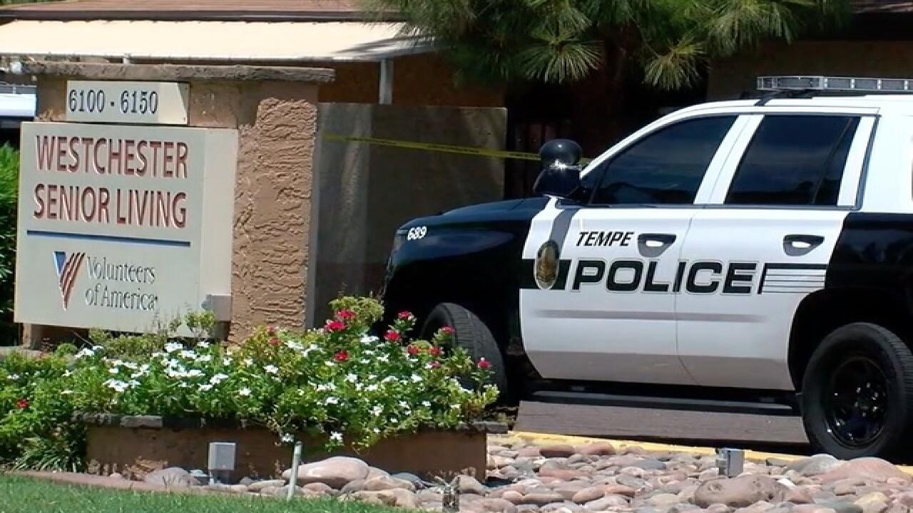 Slain Tempe robbery suspect's mom wants probe