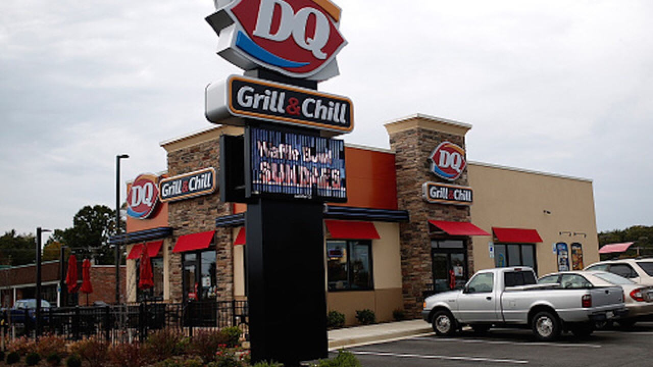 Intoxicated woman demands Happy Meal in Dairy Queen drive-thru