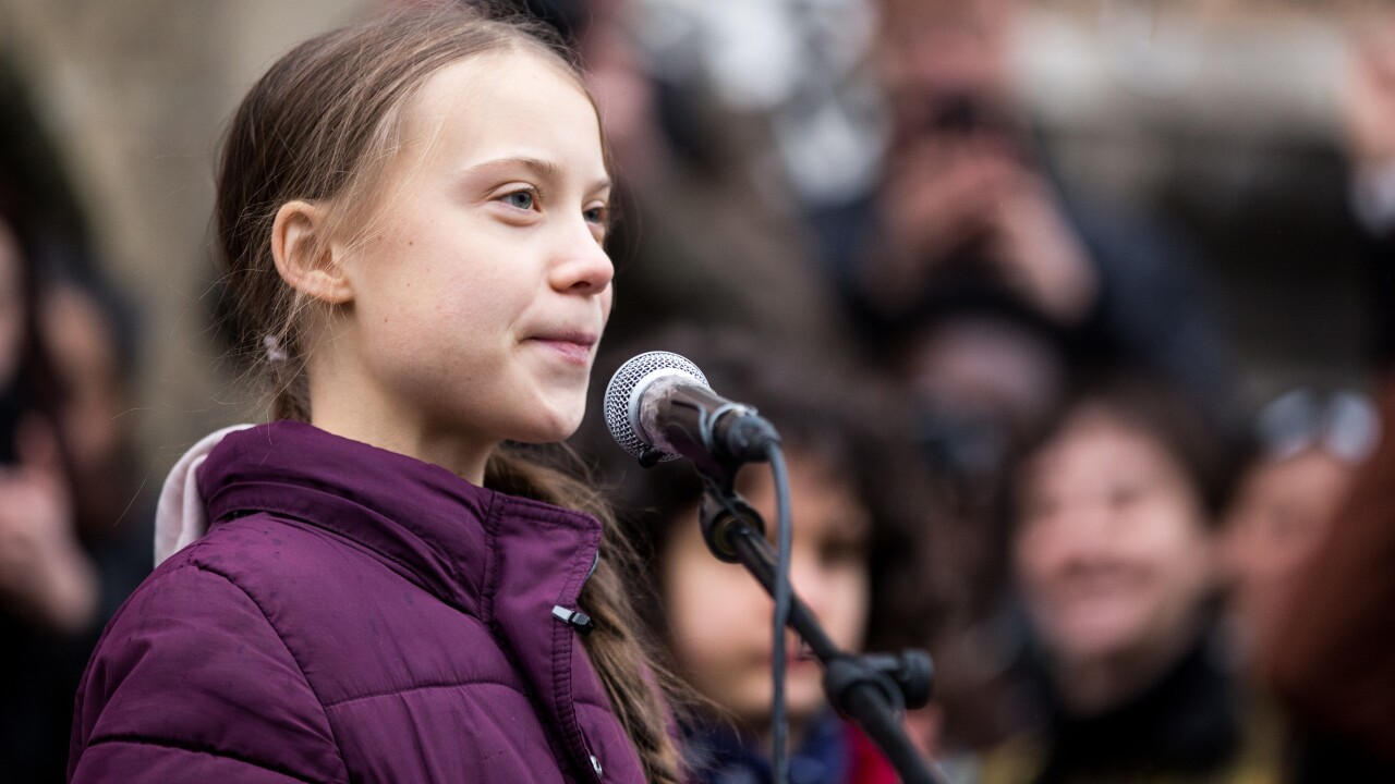Climate activist Greta Thunberg nominated for Nobel Peace Prize