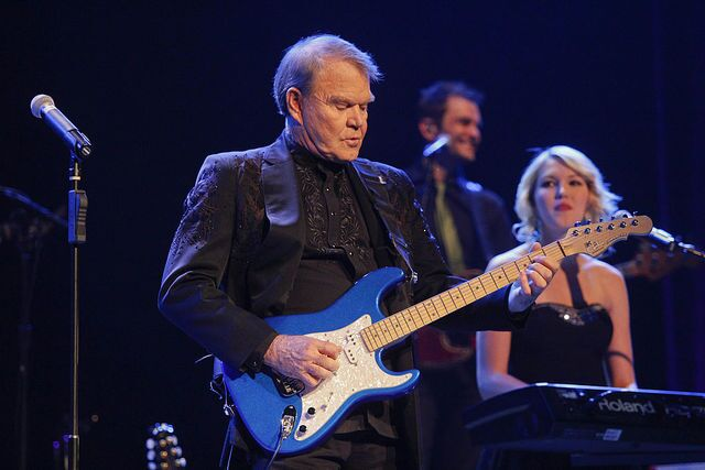 Through the years: Glen Campbell, 1936-2017