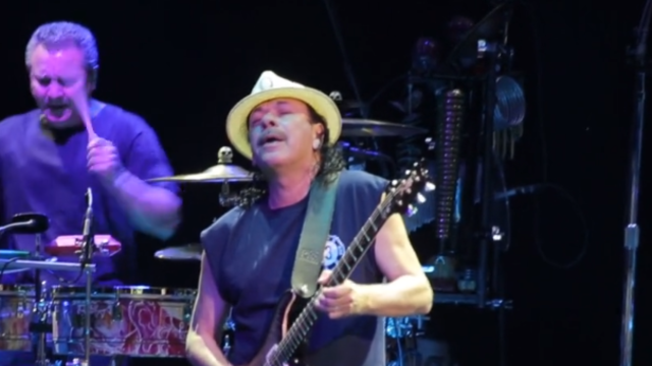 New 2019 dates for Carlos Santana's Las Vegas residency