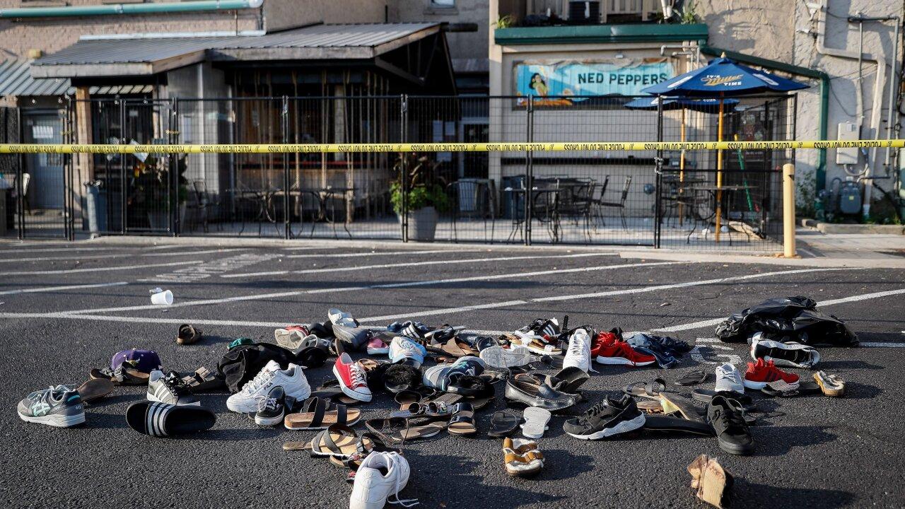 Gunman's sister among 9 killed in Daytonshooting