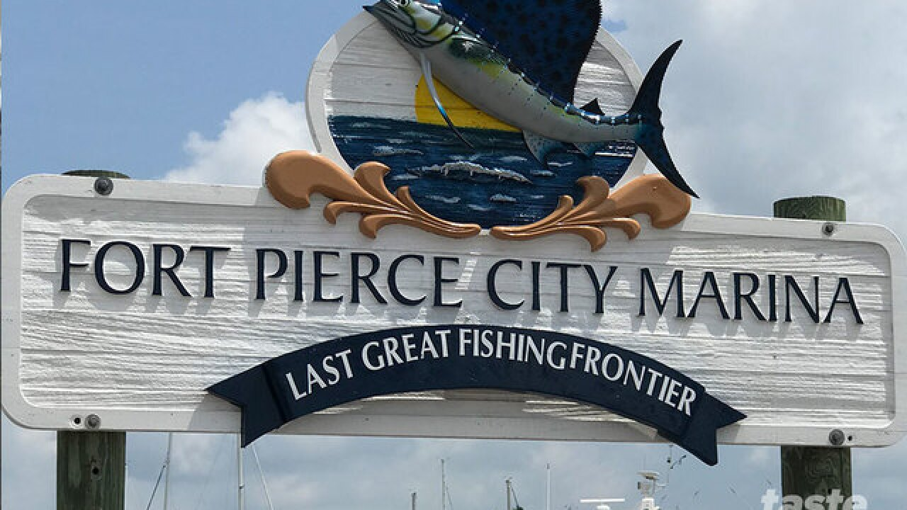 Waterfront Dining Guide: Fort Pierce City Marina