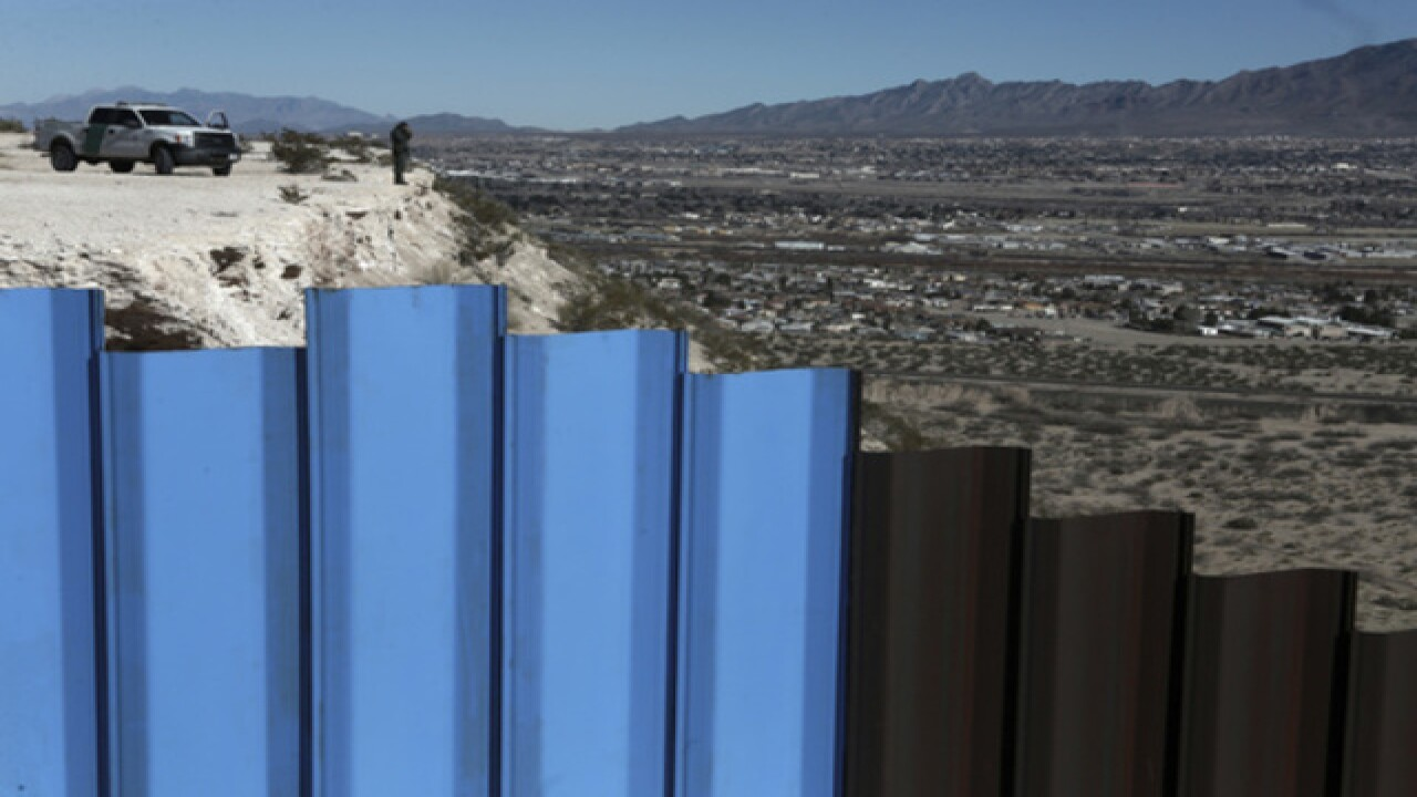 Border wall requests call for 'imposing' design