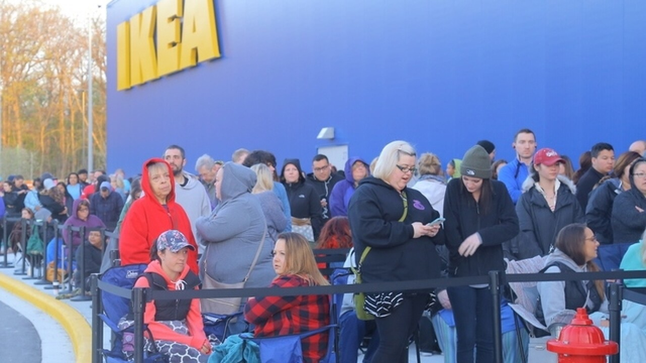 Opening of Oak Creek IKEA met with great fanfare