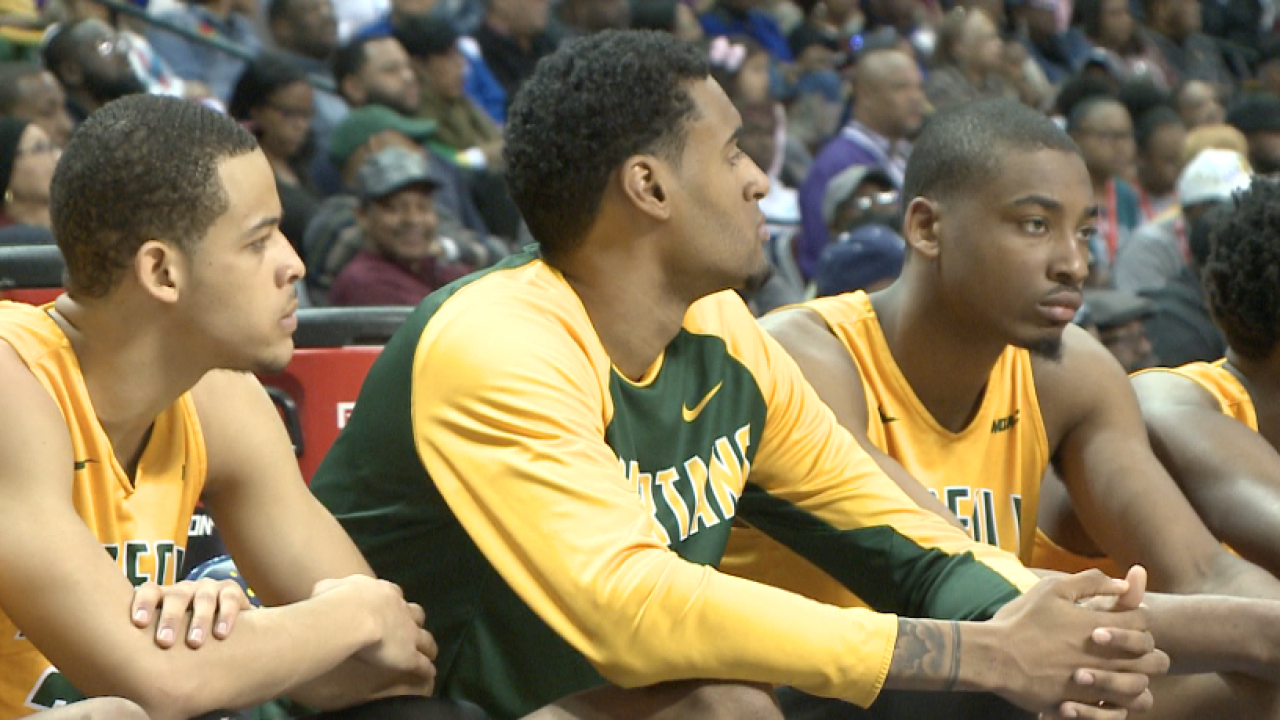 Norfolk State falls to North Carolina Central 67-59 in the MEAC Championship