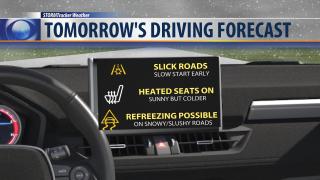 Road forecast