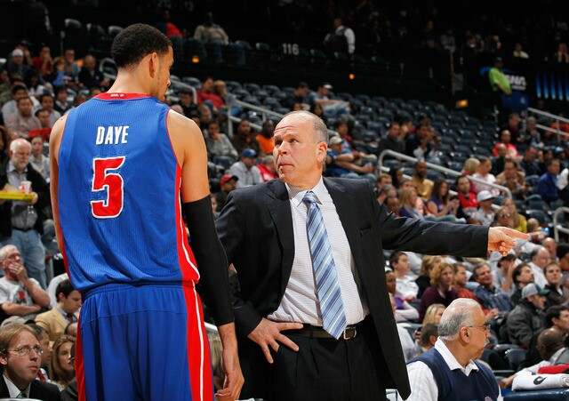 Photo Gallery: Pistons fire seventh coach since Larry Brown left