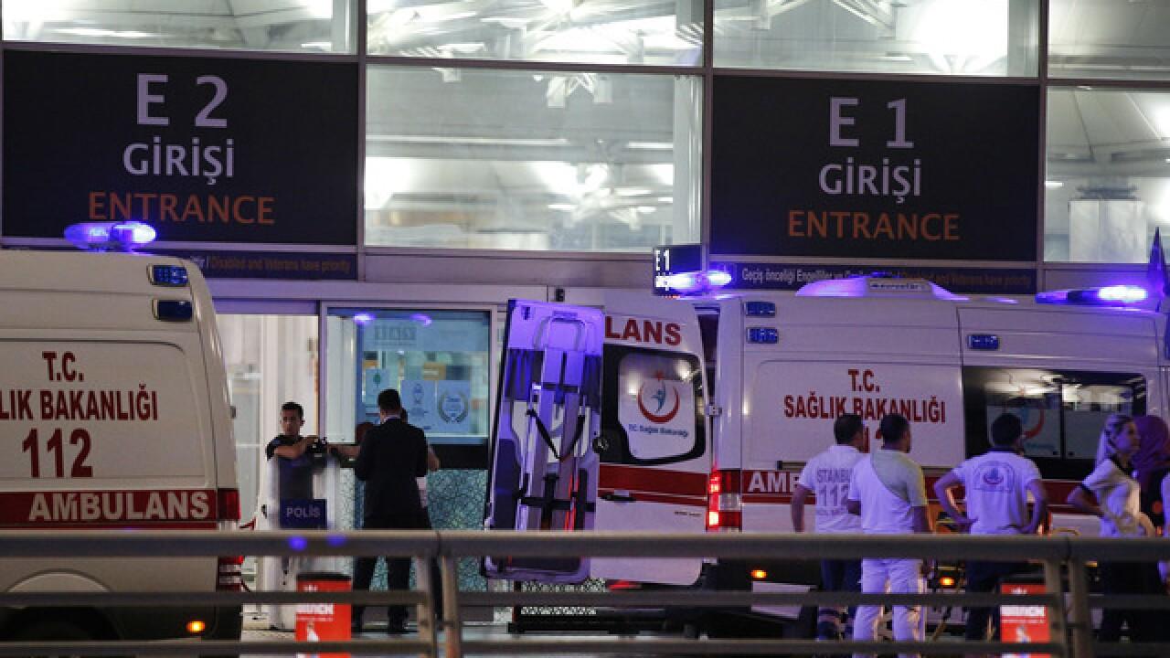 PHOTOS: Terror attack kills 28 at Turkey airport