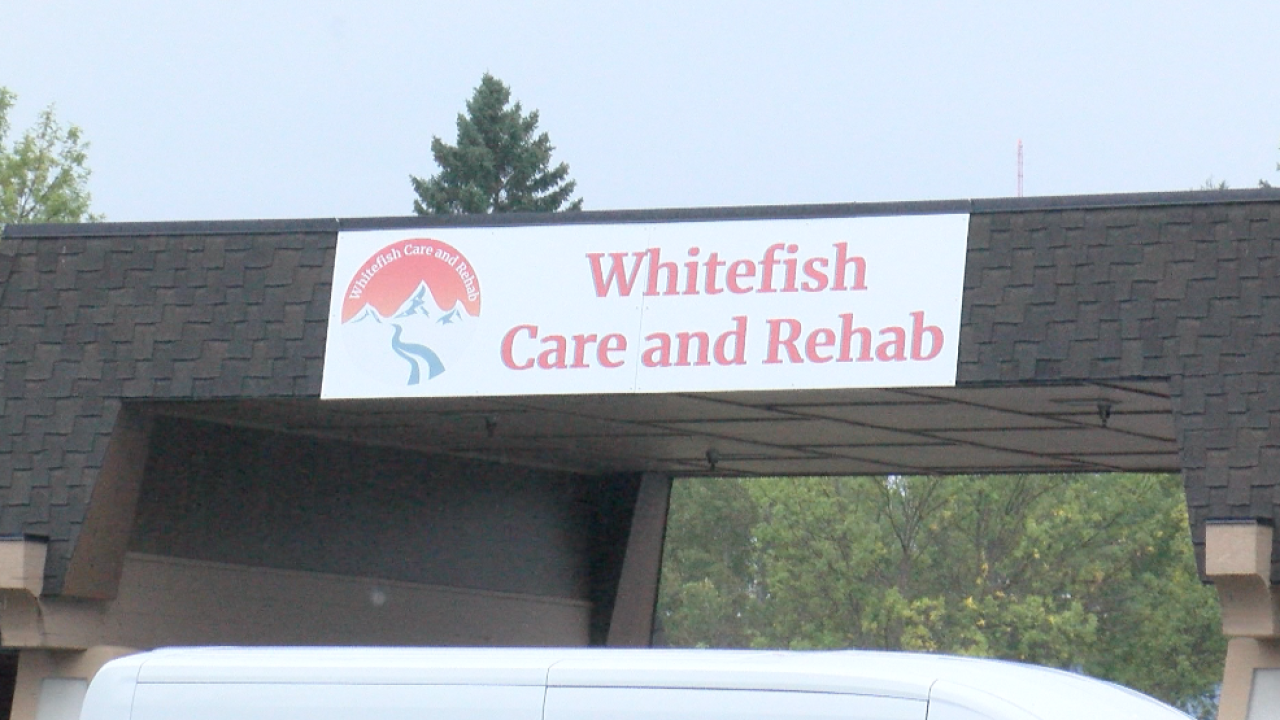 Whitefish Care and Rehab cited for COVID-19 deficiencies