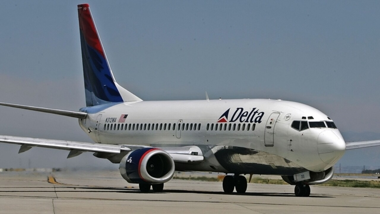 Delta system outage continues to affect flights