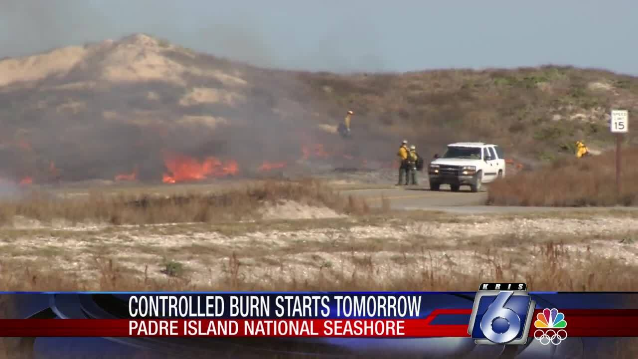 Controlled burn set for Park Road 22 on Friday