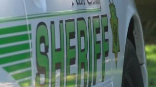 Kern County Sheriff Car