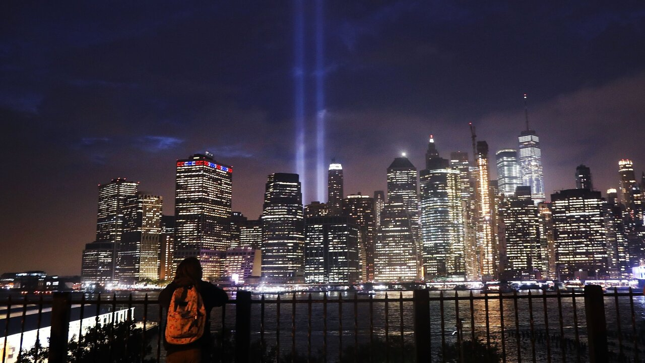 A moment of silence for 9/11 is now the law in New York schools