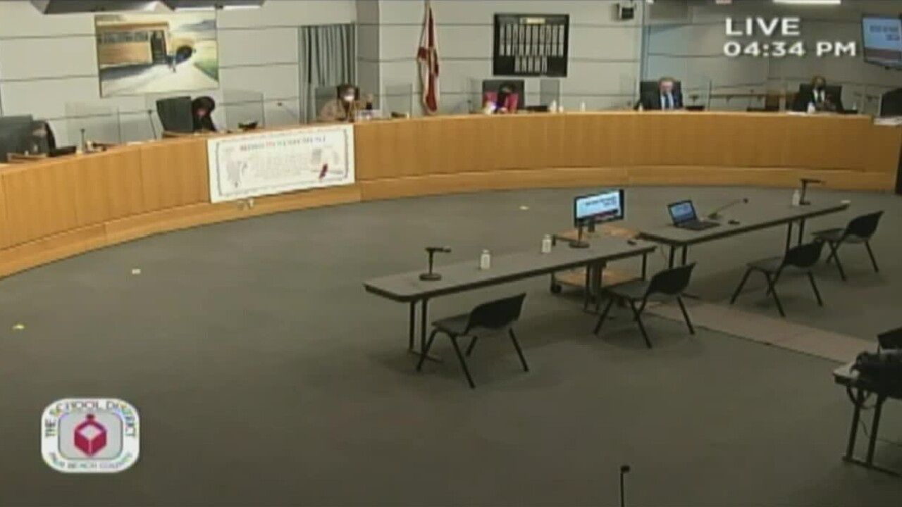 The Palm Beach County School Board meets on Feb. 3, 2021.jpg