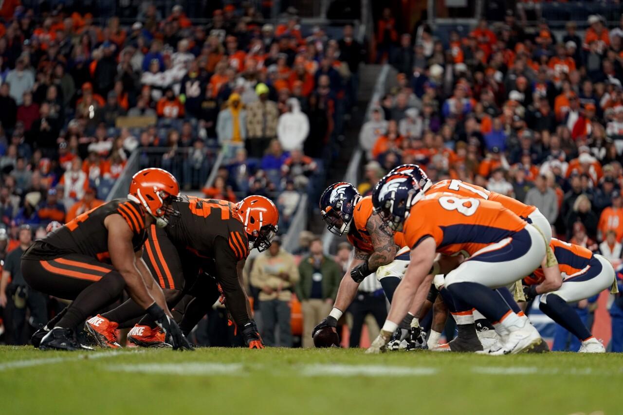 Browns Broncos
