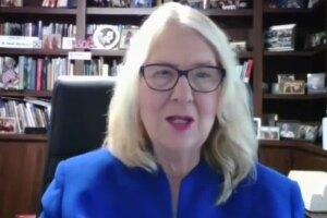 Dr. Susan MacManus, former University of South Florida professor and political expert