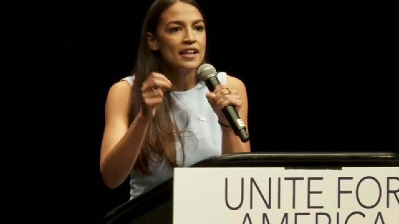 Look into D.C.'s rent: Alexandria Ocasio-Cortez says she can't afford rent right now