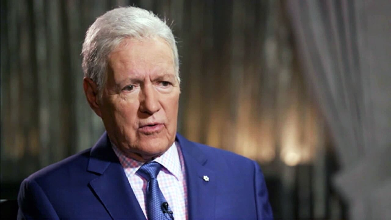 Alex Trebek on his cancer diagnosis: 'I wish I had known sooner'