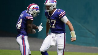 Bills Dolphins Diggs Allen