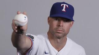 Rangers 2020 Baseball
