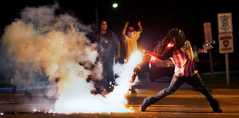 2015 Breaking News, Protests in Ferguson