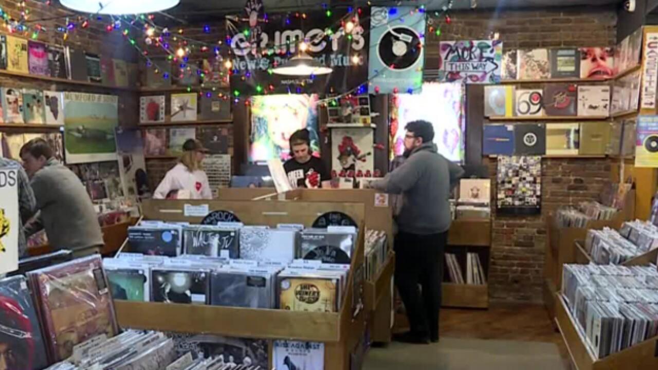 Grimey's Nashville Relocating To East Nashville