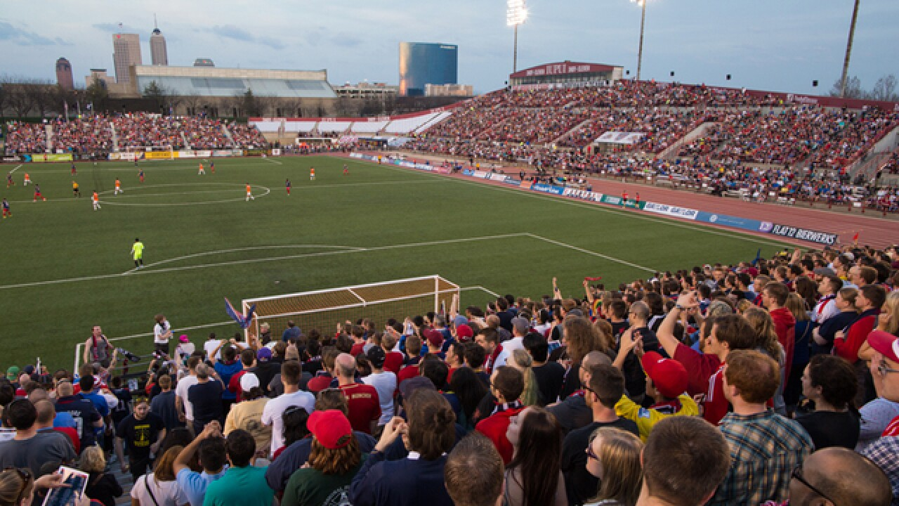 Indianapolis misses cut on latest Major League Soccer expansion