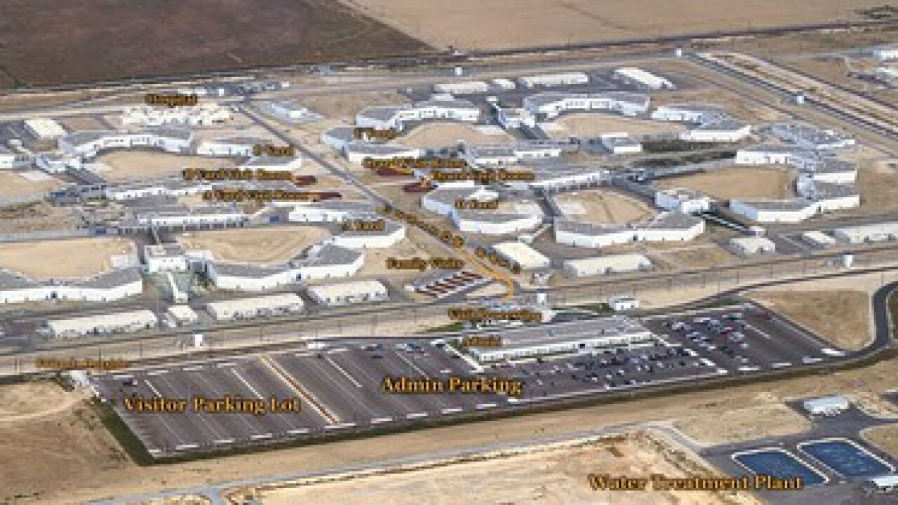 Inmate killed at Kern Valley State Prison Sunday, July 15