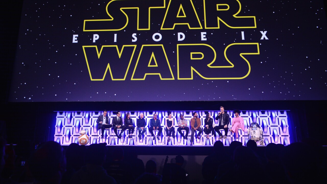 Act 3 podcast: Disney+ and the Star Wars trailer