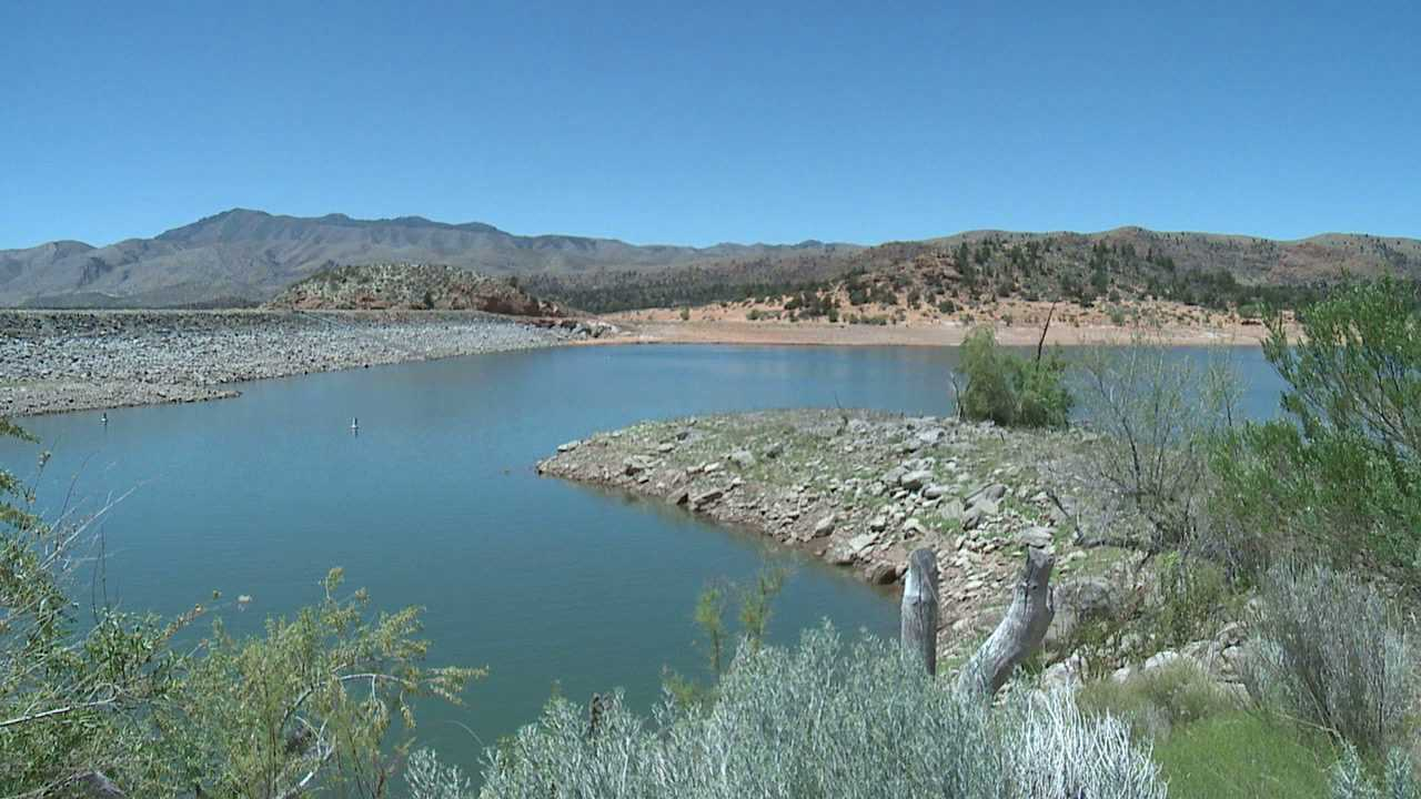 Virgin River near lowest level ever recorded, officials urge residents to conservewater