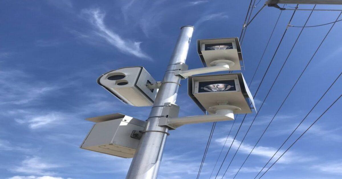 Red light camera warning period ending Wednesday night