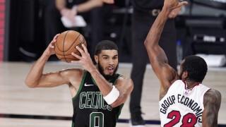 Jayson Tatum, Boston Celtics vs. Miami Heat in Game 5 of 2020 Eastern Conference Finals