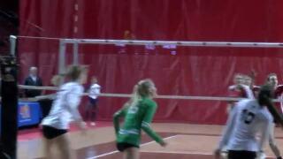 Nebraska State VB: Duchesne vs. Omaha Skutt