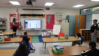 CCISD phase two face-to-face teaching