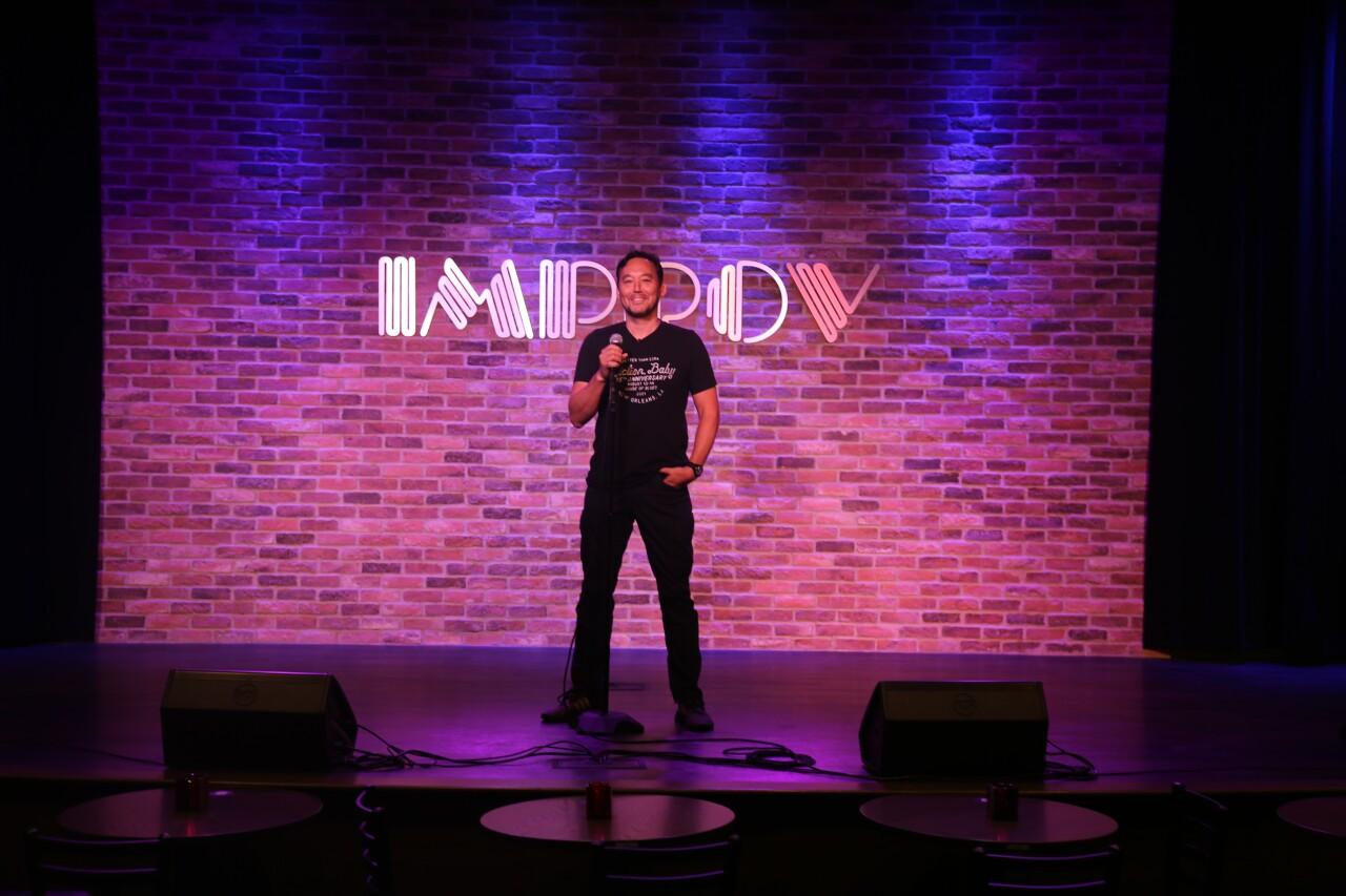 Milwaukee Comedy Club, Improv, Steve Byrne