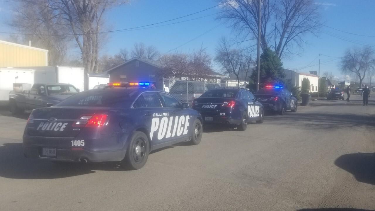 Billings police arrest suspect in April murder