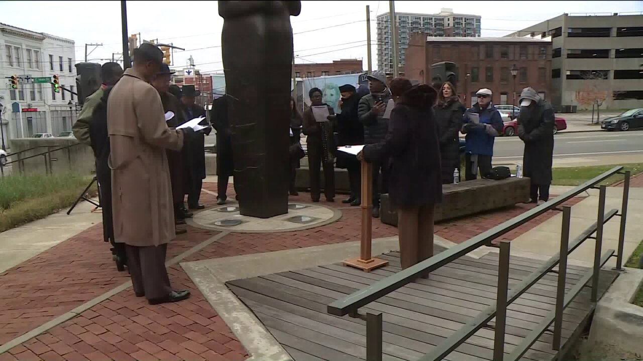 Day aims to show 'love conquers all' inVirginia