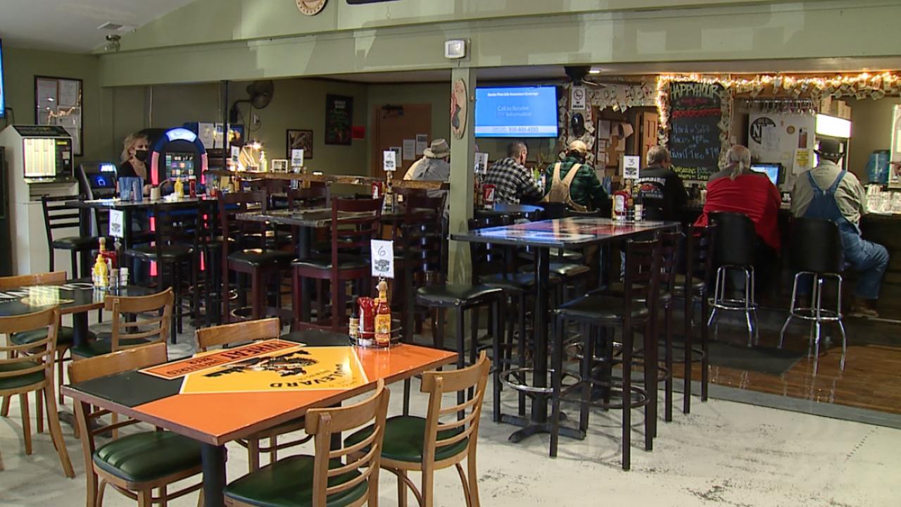 Boozer's Bar and Grill in Liberty, Missouri