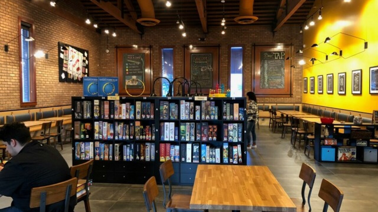 Snakes and Lattes: Board game bar and cafe opens in downtown Tempe